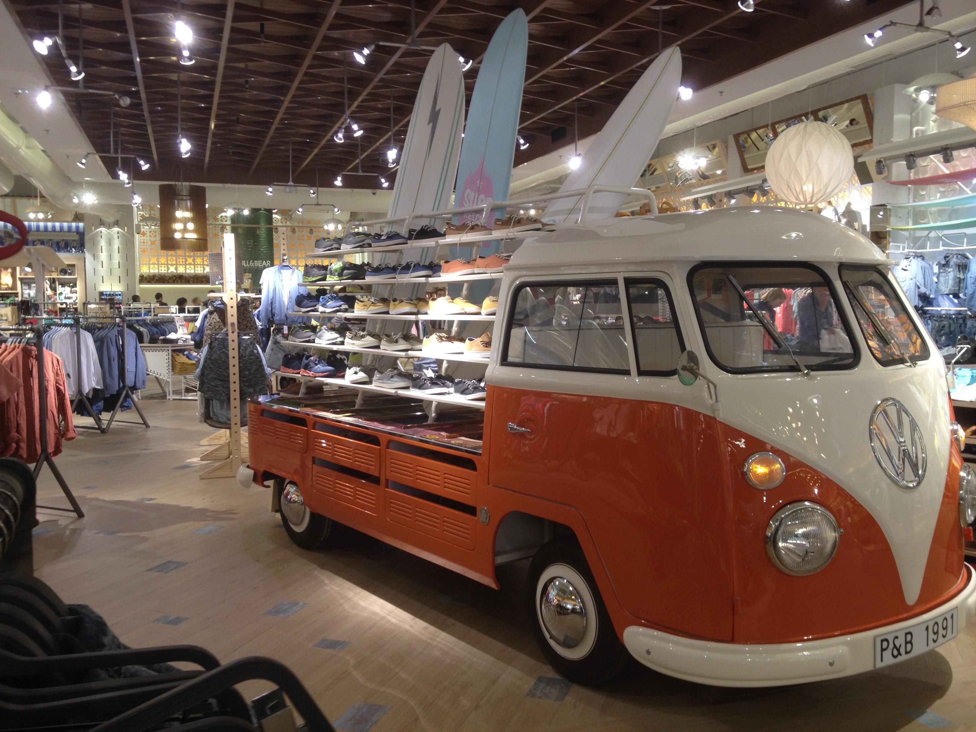 Agencement de magasin la clef de la r ussite ouvrir une entrepriseouvri - Magasin deco vintage ...