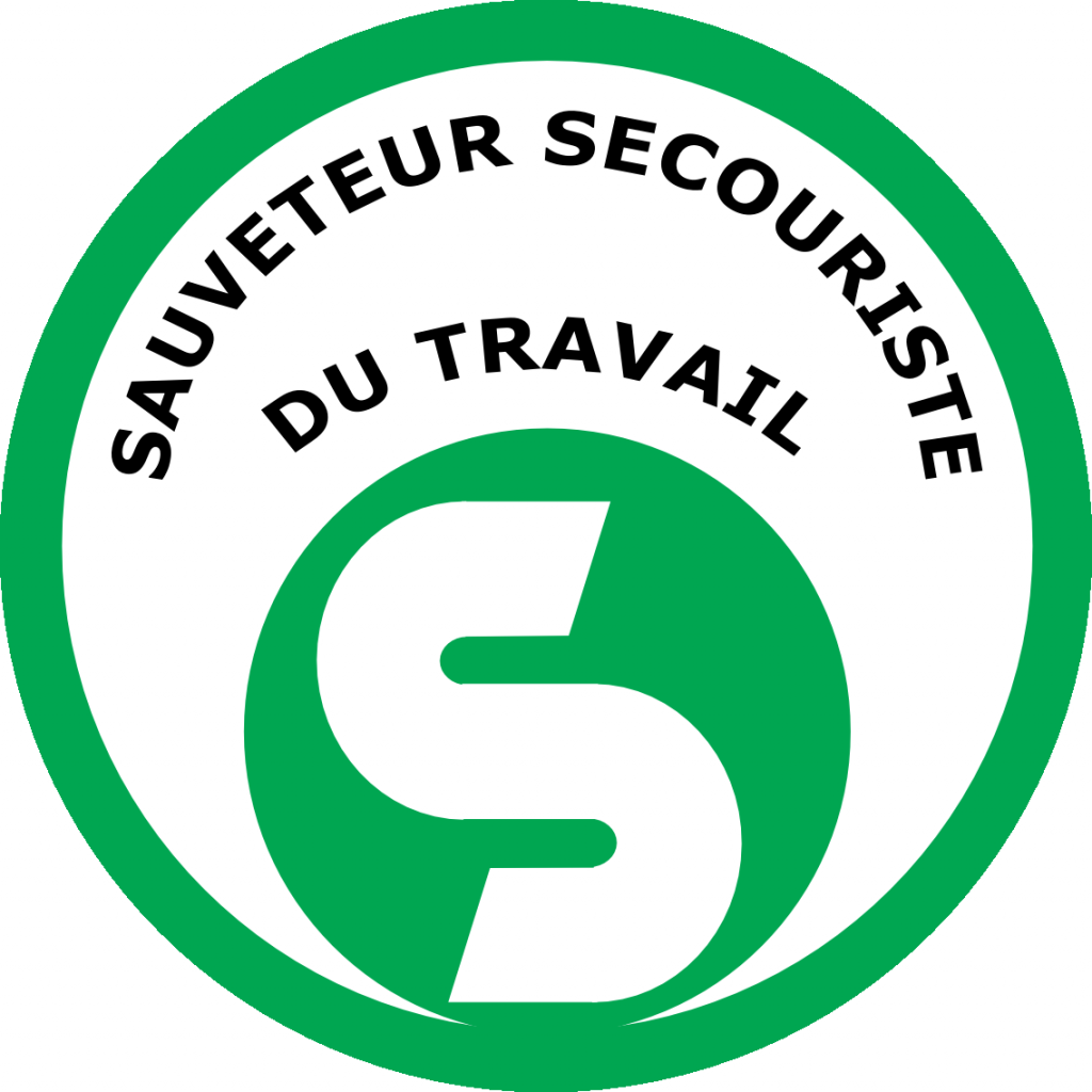 Logo SST (Sauveteur Secouriste du Travail)
